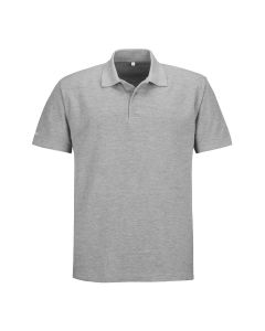 Matrix polo shirt grey