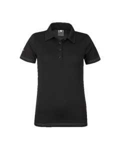 Matrix women's performance Polo black