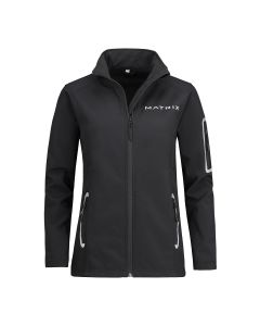 Matrix women's Softshelljacket black