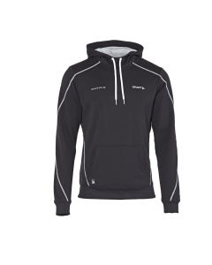 CRAFT men's hoodie, black