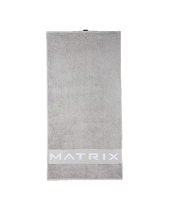 Matrix sport towel grey