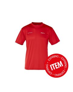 CRAFT men's performance shirt, red