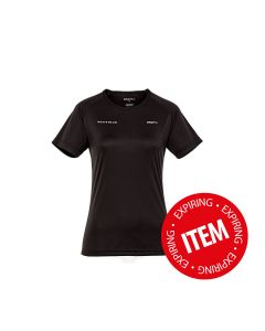 CRAFT women's performance shirt, black