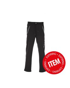 CRAFT men's jogging pants, black